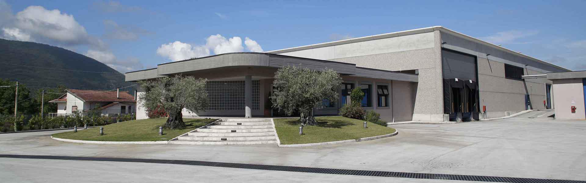 Foto stabilimento Anagni MAE Industria Gomma